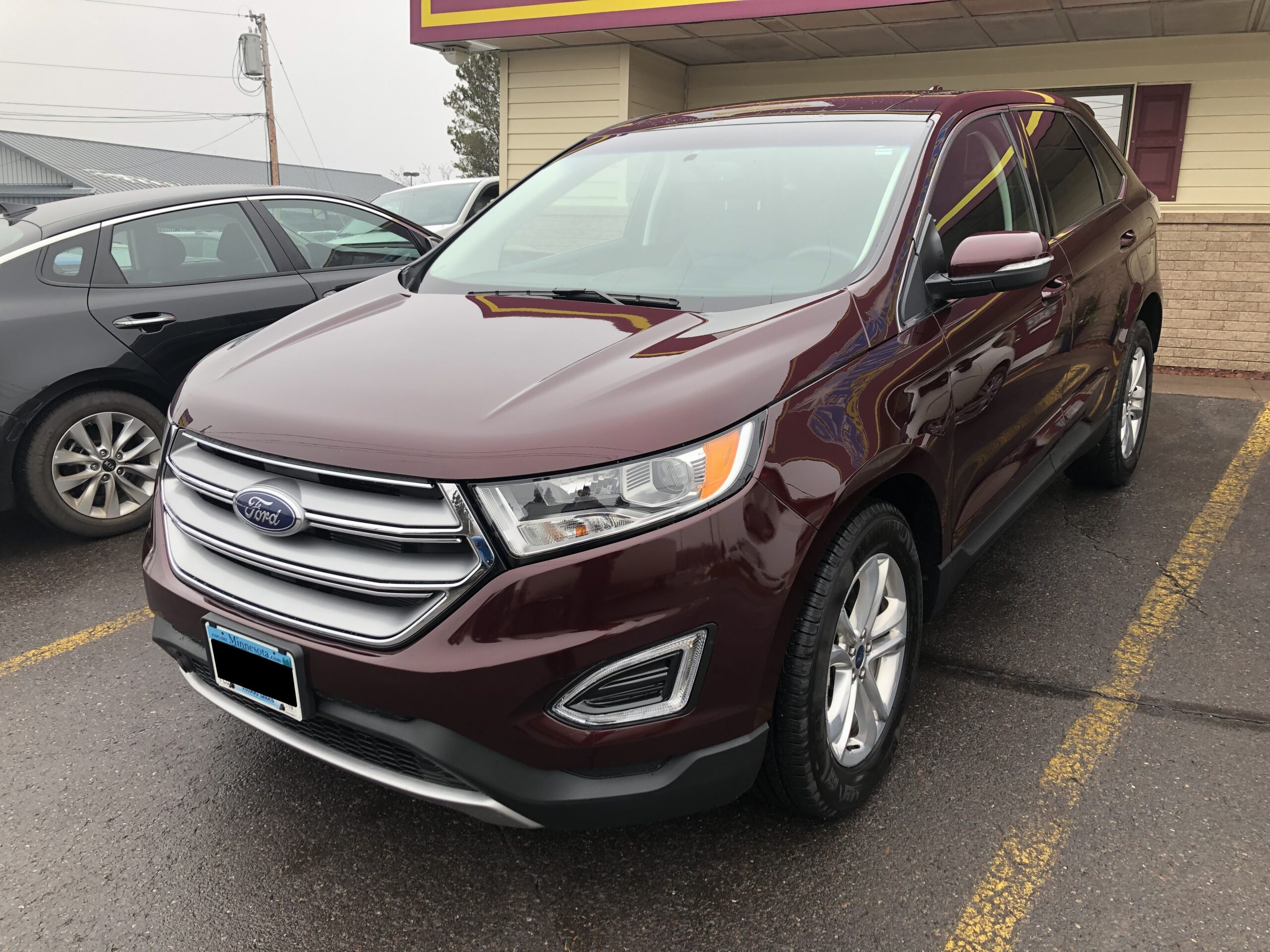 Ford Edge After